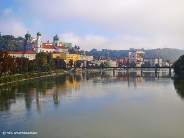 herbstliches Passau