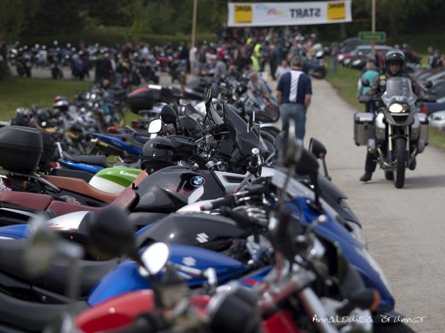 Motorradweihe