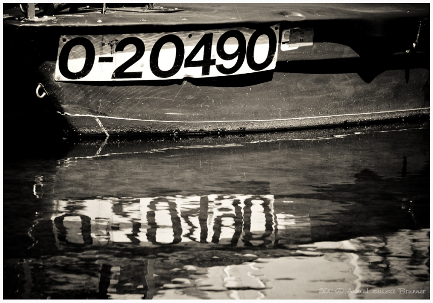 Passnummer für Boote